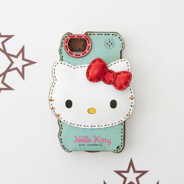 HELLO KITTY IPHONE5 CASE